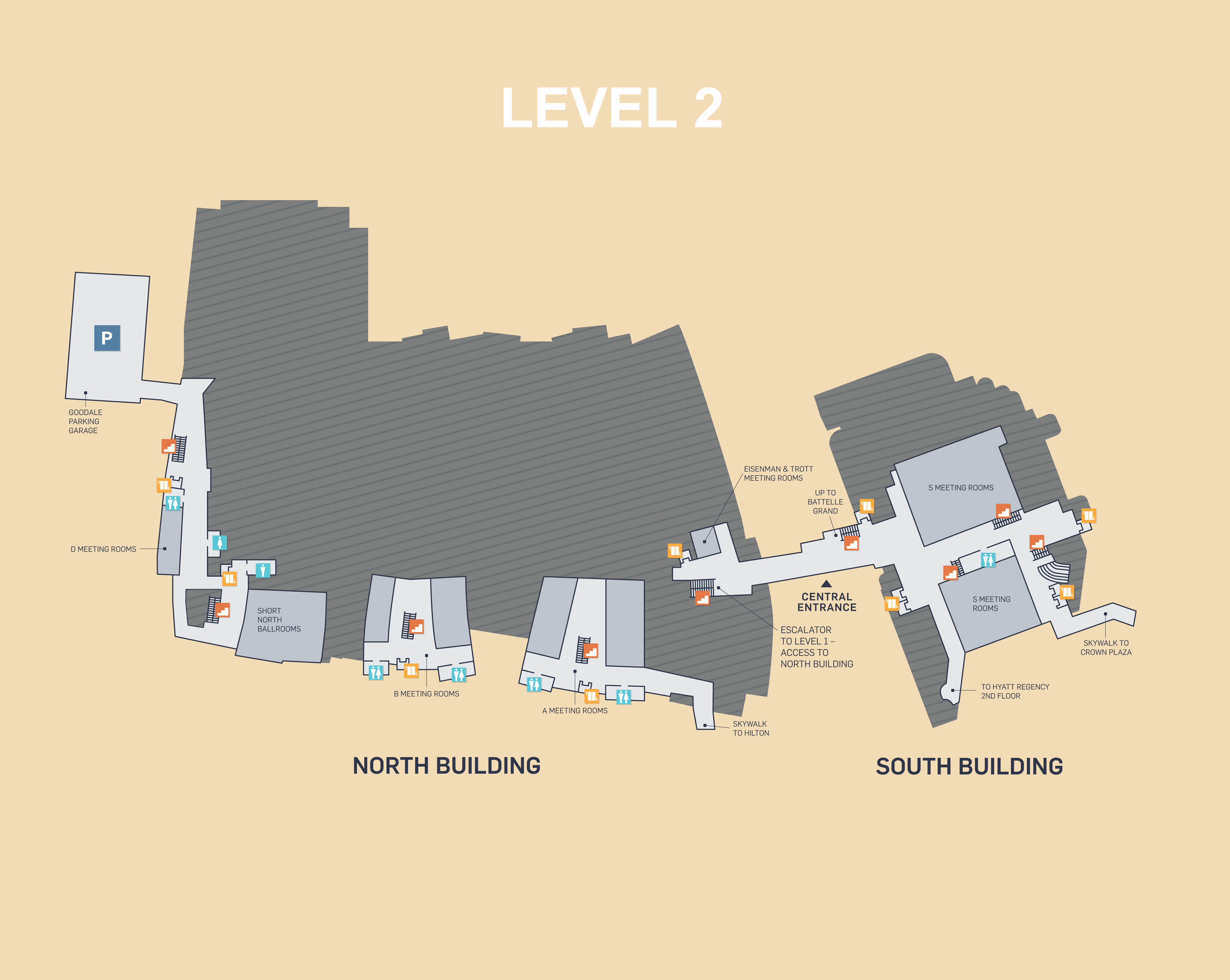 Facility Maps Greater Columbus Convention Center